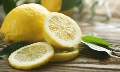 Rachaduras nos pés - limão