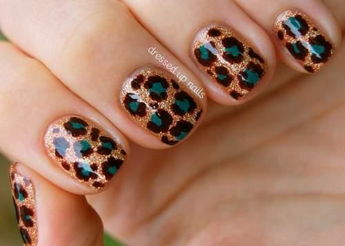 unhas leopardo print 04