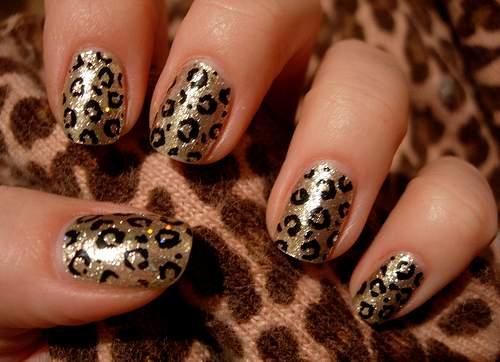 unhas leopardo print 06