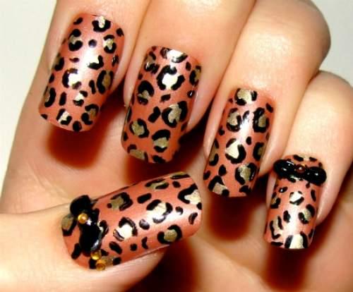 unhas leopardo print 07