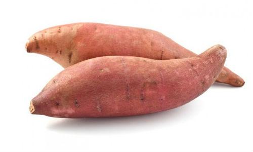 Cuidando da saúde das unhas - batata doce