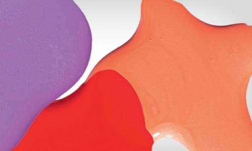 Mãos e pés mais bonitos durante o verão - esmalte coloridos verão