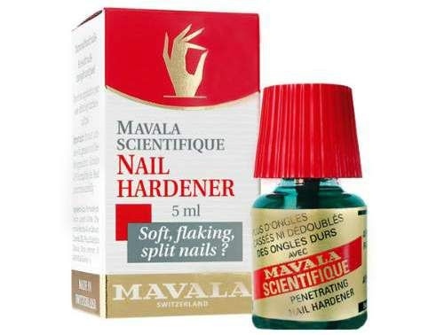 Como dar Brilho Natural às Unhas sem Esmalte fortalecedor-de-unhas-mavala