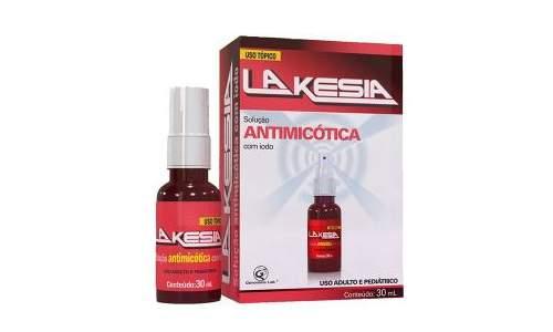 Lakesia - Tratamento para Micose de Unha