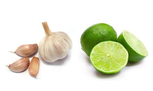 Como fazer as unhas crescer com remédio caseiro - alho e limão