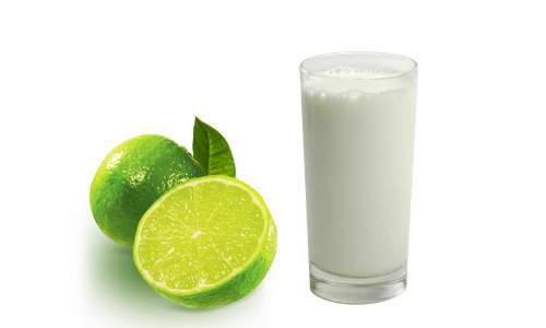 Como fazer as unhas crescer com remédio caseiro - leite e limão