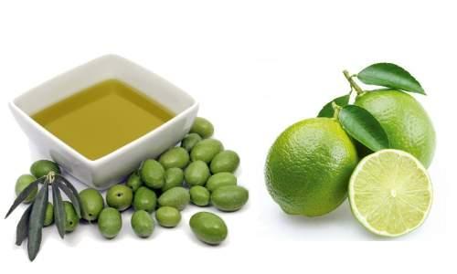 Remédios caseiros para fortalecer unhas fracas e quebradiças - azeite e limão