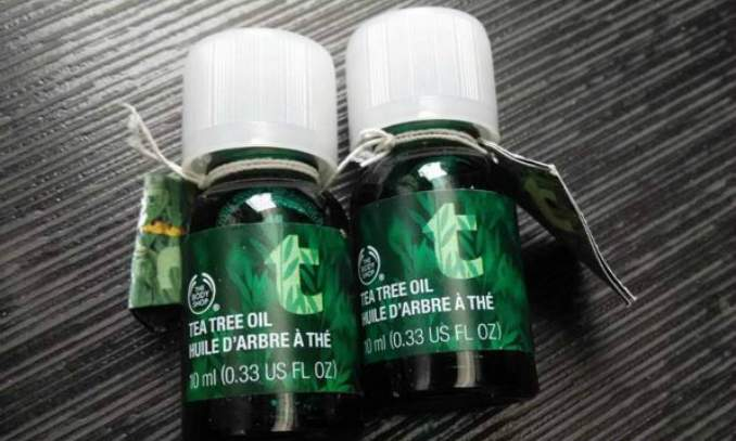 Fungos nas Unhas - TEA TREE OIL
