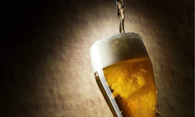 Unhas Grandes e Fortes - cerveja